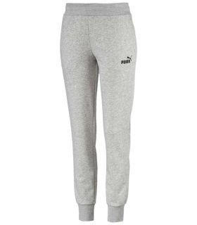 Puma ESS Pants Sweat Gray Puma Pants Lifestyle Lifestyle