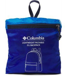 Columbia Sac À Dos Léger, Pliable Bleu