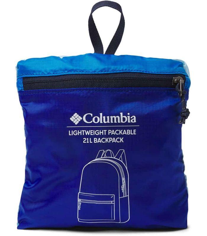 Columbia Mochila Lightweight Packable Azul - Mochilas - Bolsas