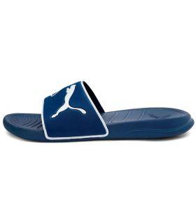 Puma Flip flop Popcat 20 TS Bleu Magasin Puma Sandales / tongs Homme Sandales / tongs Dimensions: 40,5, 42, 43