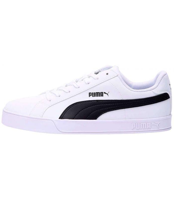 Puma Smash Vulc Blanco - Calzado Casual Hombre