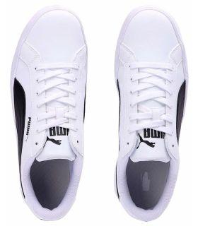 Puma Smash Vulc White