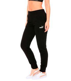 Puma ESS Pants Sweat Black Puma Pants Lifestyle Lifestyle
