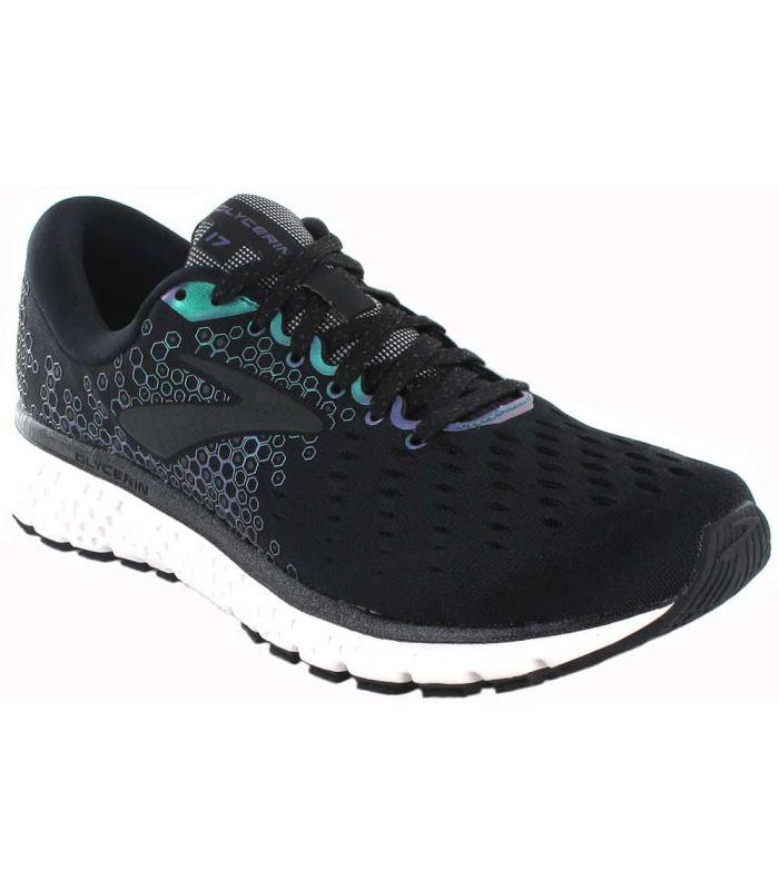 Brooks Glycerin 17 097 Brooks Zapatillas Running Hombre Zapatillas Running Tallas: 41; Color: negro