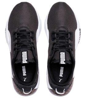Puma Cell Phase Negro Puma Calzado Casual Hombre Lifestyle Tallas: 40, 41, 42, 43, 44, 45, 46, 47; Color: negro