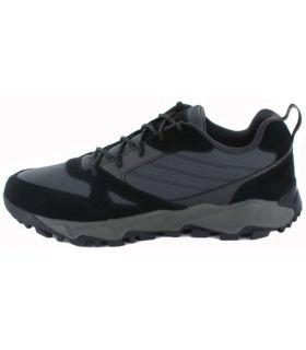 Trekking Man Sneakers-Columbia IVO Trail Omni-Tech gray Calzado Montana