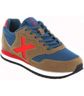 Chaussures Casual Junior-Munich Dash Kid 47 marron Lifestyle