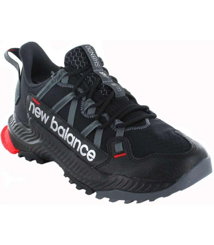 Zapatillas Trail Running Hombre - New Balance Shando Ruju negro Zapatillas Trail Running