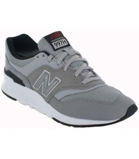 Calzado Casual Hombre - New Balance CM997HFM gris Lifestyle