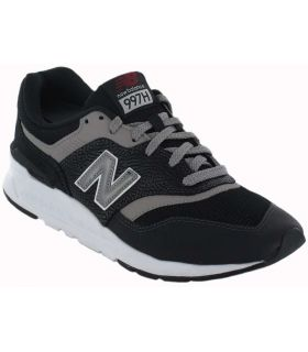 Casual Footwear Man-New Balance CM997HFN black Lifestyle