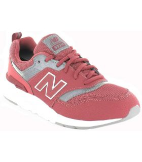 Calzado Casual Junior - New Balance GR997HFH rosa Lifestyle