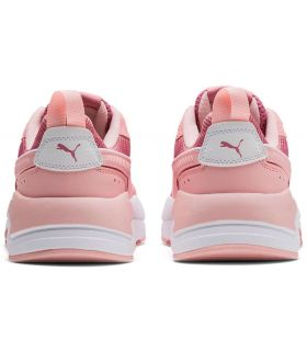 Casual Footwear Woman-Puma X-Ray Pink Rose Lifestyle