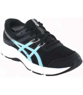 Zapatillas Running Niño - Asics Gel Contend 6 GS Negro negro Zapatillas Running