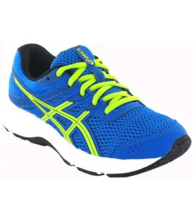 Zapatillas Running Niño - Asics Gel Contend 6 GS 404 azul Zapatillas Running
