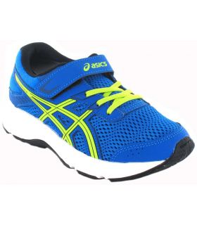 Zapatillas Running Niño - Asics Gel Contend 6 PS 404 azul Zapatillas Running