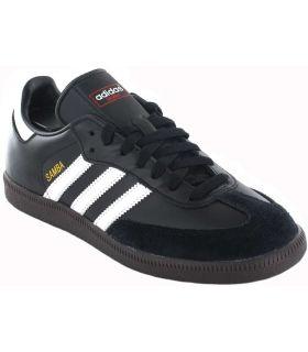 Calzado Casual Hombre - Adidas Samba Negro negro Lifestyle
