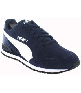 Calzado Casual Hombre - Puma ST Runner v2 SD Azul azul marino Lifestyle