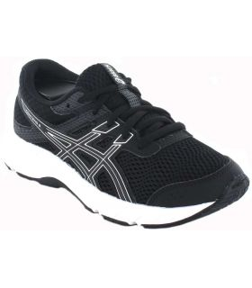 Zapatillas Running Niño - Asics Gel Contend 6 GS 001 negro Zapatillas Running