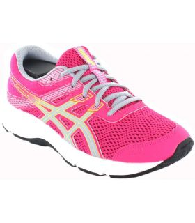 Zapatillas Running Niño - Asics Gel Contend 6 GS 702 fucsia Zapatillas Running