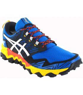Zapatillas Trail Running Hombre - Asics Gel Fujitrabuco 8 azul Zapatillas Trail Running