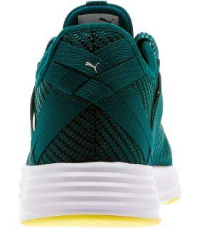 Puma Radiate XT Cosmic W Verde Puma Zapatillas Running Mujer Zapatillas Running Tallas: 37, 38, 39, 40, 41; Color: verde