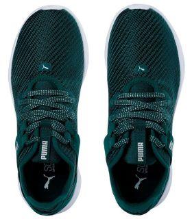 Puma Raditate XT Cosmic W Green - Running Women's Sneakers