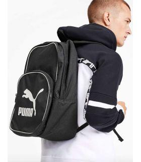Puma Mochila Originals Retro Woven Puma Mochilas - Bolsas Running Color: negro