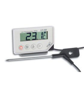Termómetro con sonda TFA 30.1033 TFA Electronica Hogar Electronica Color: blanco