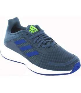 Zapatillas Running Niño - Adidas Duramo SL K Azul gris Zapatillas Running