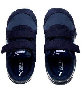 Calzado Casual Baby - Puma ST Runner v2 NL V Inf azul marino Lifestyle
