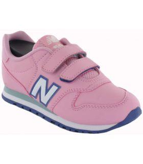 Calzado Casual Baby - New Balance IV500RPT rosa Lifestyle
