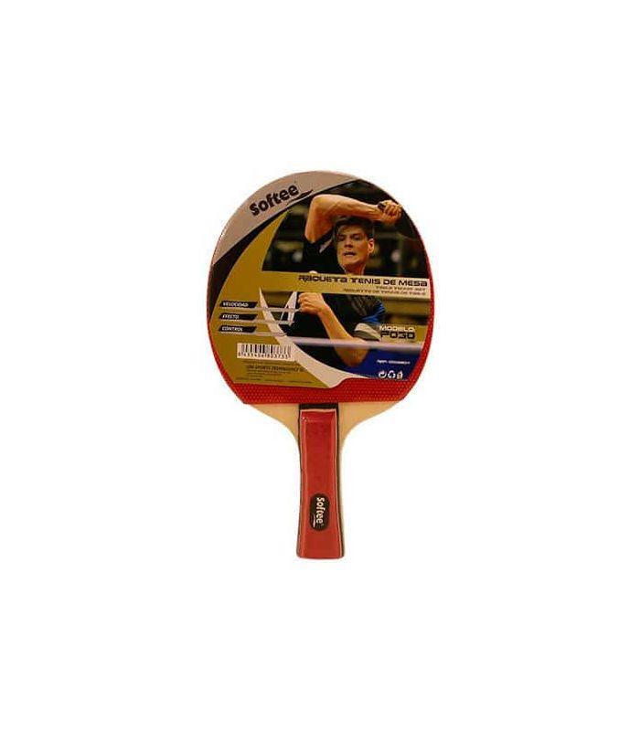 Super Set Ping Pong Noir / Orange - Palas Tenis Mesa