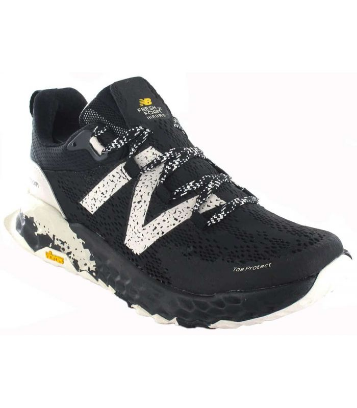 Zapatillas Trail Running Hombre - New Balance Fresh Foam Hierro V5 Negro negro Zapatillas Trail Running