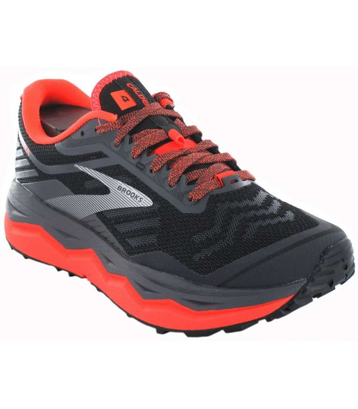 Brooks Boiler 4 W Black Brooks Sneakers Trail Running Woman Sneakers Trail Running Sizes: 36.5; Color: black