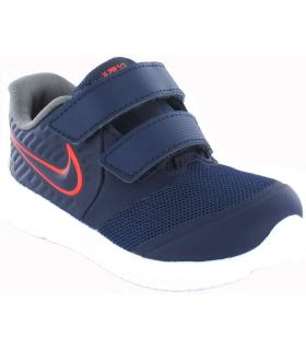 Nike Star Runner 2 TDV 405 Nike Sneakers Running Boy Sneakers Running Sizes: 21, 22, 25, 26, 27; Color: blue