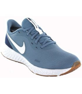 Nike Revolution 5 012 Nike Zapatillas Running Man Zapatillas Running Tallas: 41, 42, 43, 44, 45, 46 ; Couleur: bleu