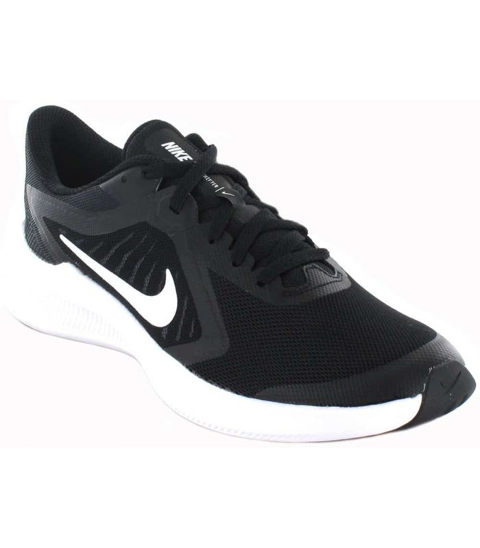 Nike Downshifter 10 GS 004 Nike Sneakers Running Boy Sneakers Running Sizes: 36, 36.5, 38; Color: black