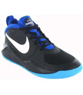Nike Team Hustle D 9 Black - Running Shoes Basketball