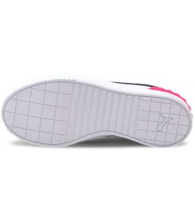 Casual Footwear Woman-Puma Carina Lift 08 white Lifestyle
