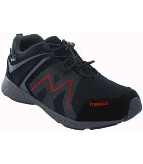 Zapatillas Trekking Niño - Treksta Speed Low Negro Gore-Tex negro Calzado Montaña