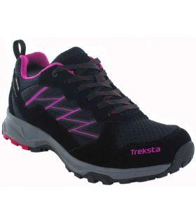 Zapatillas Trekking Mujer - Treksta Bolt W Negro Gore-Tex negro Calzado Montaña