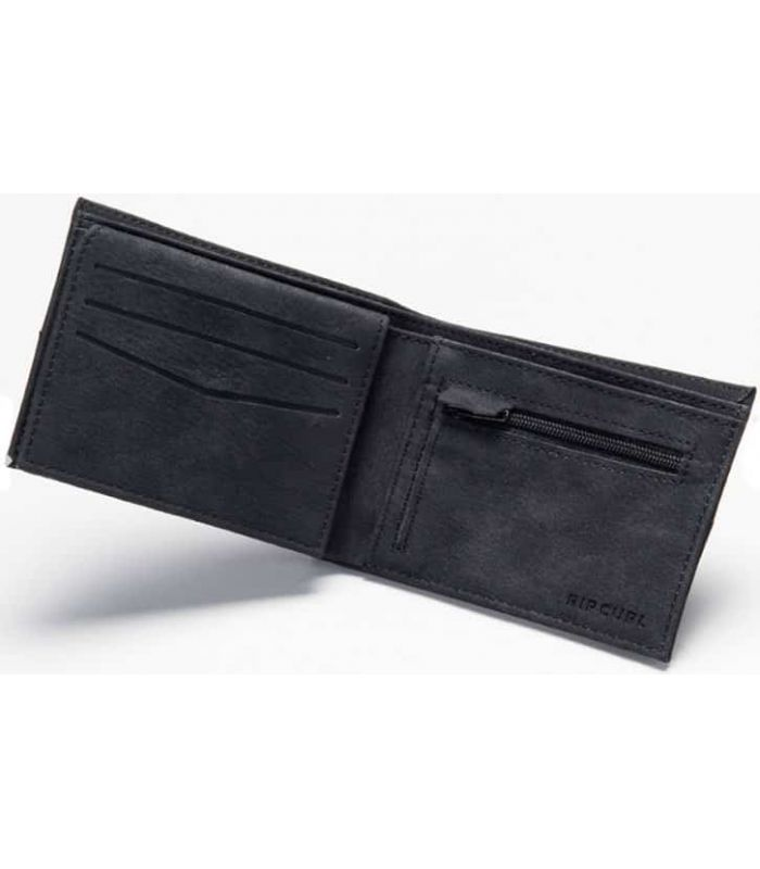Carteras - Rip Curl Cartera Contrast RFID PU All Day Wallet negro Lifestyle