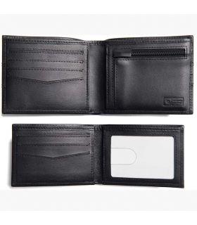 Rip Curl Portfolio 2 in 1 Black RFID Rider - Portfolios