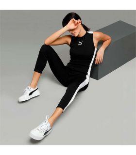 Calzado Casual Fem- Puma Carina Lift 02 Blanc Lifestyle