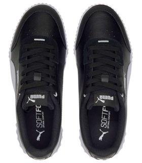 Calzado Casual Femme-Puma Carina Lift 06 Black Lifestyle