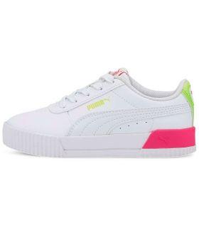 Calzado Casual Junior - Puma Carina Vivid Ps 01 blanco Lifestyle