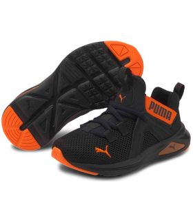 Calzado Casual Junior - Puma Enzo 2 Weave AC PS negro Lifestyle