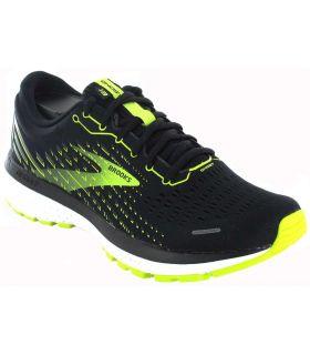 Brooks Ghost 13 Negro - Mens Running Shoes