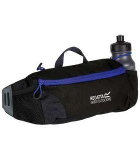 Depósitos de Hidratación - Regatta Riñonera Blackfell III con Botella negro Hidratación Montaña