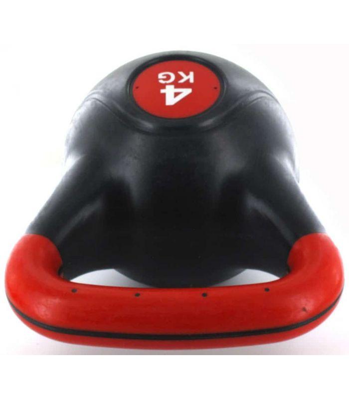 Kettlebell PVC 4 Kg - Kettlebell-Russian Weights